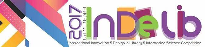 INTERNATIONAL INNOVATION & DESIGN IN LIBRARY & INFORMATION SCIENCE COMPETITION